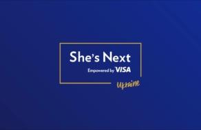 Visa запускає освітню онлайн-програму #She'sNext для українських жінок-підприємниць