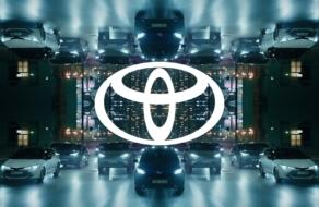 Toyota представила новое лого и айдентику для Европы