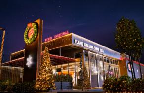 Burger King начал праздновать Рождество в июле