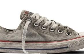 Converse представил новые «грязные» кроссовки за $126