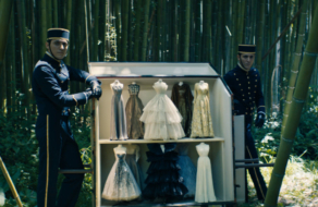 Dior выпустил мистическое видео для кутюрной коллекции в миниатюре