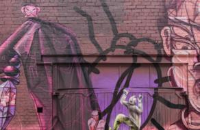 Графіті-художники ревіталізувала один з промислових районів Львова