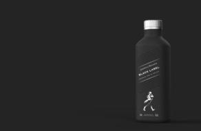 Johnnie Walker выйдет в бумажных бутылках в 2021 году