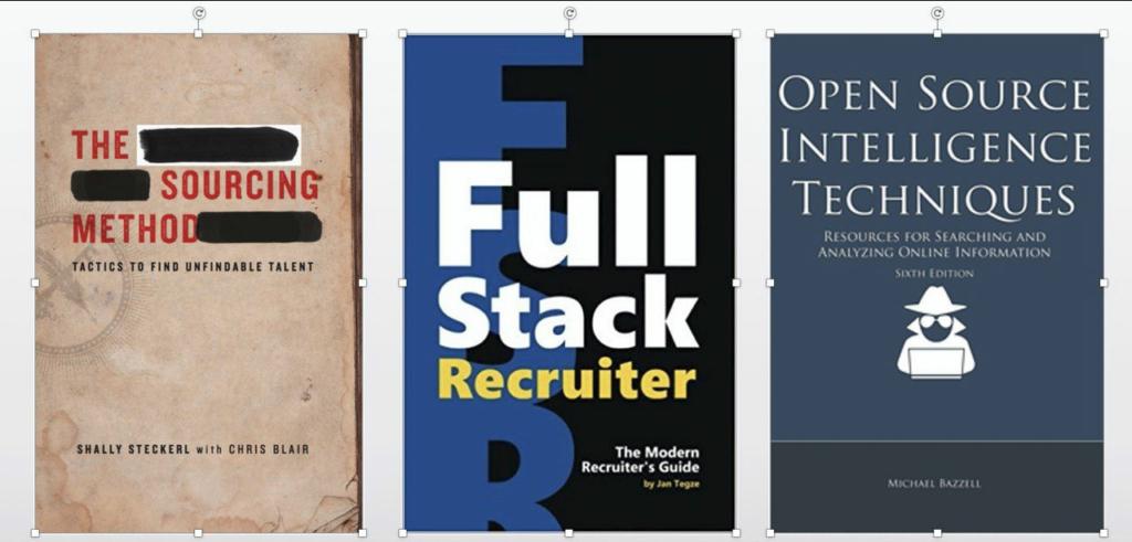 Книги для рекрутеров