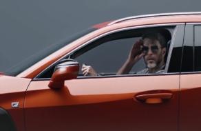 Lexus і BBDO Ukraine створили таргетинг-кампанію про новинку в авторяду Lexus UX