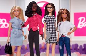 Mattel выпустили Барби – кандидата в президенты