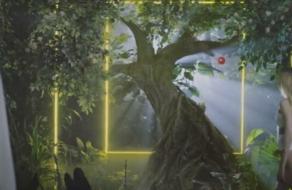В рекламе энергетика переосмыслили историю Адама и Евы