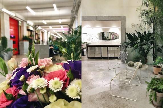 цветочный шоурум в Киеве