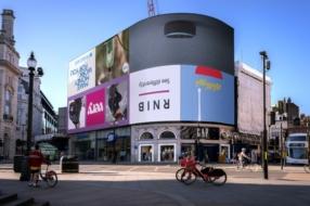 В Британии бренды перевернули рекламу ради незрячих