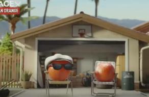 Для нового Garage Sicilian Orange створили ролик про вибуховий апельсин