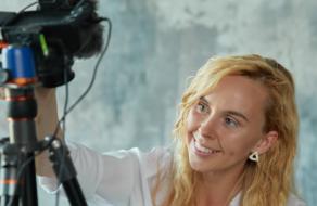 Визажист и фотограф Юлия Бочарова: «Если у вас бизнес в Интернете, вам не обойтись без Canon EOS WEB KIT»