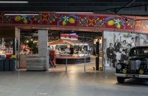 В Николаеве открылся дизайнерский «Сільпо» в стиле Сицилии