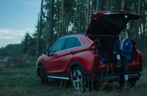 Mitsubishi Motors выпустили документальный фильм про Дарью Белодед