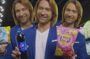 АТБ и PepsiCo запустил промо с Олегом Винником