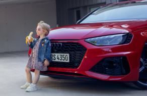 Audi раскритиковали за рекламу с девочкой и автомобилем