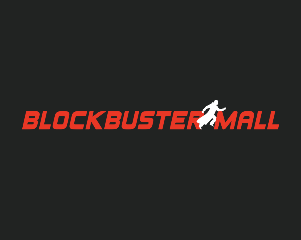 Blockbuster Mall Logo