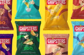 Чіпси, які прикриють тебе від хоботів: нова кампанія Chipster's