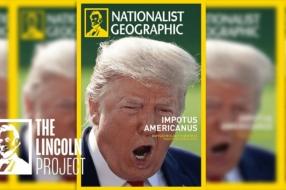 Трампа потроллили в ролике в стиле фильмов NatGeo