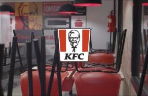 KFC объединил сотрудников с их семьями, разделенными карантином