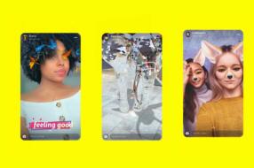 Snapchat запустил направленную на бренды кампанию
