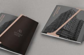 Современная классика: брендинг ЖК для коренного киевлянина