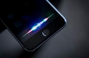 Siri может заговорить на украинском языке