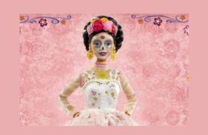 Mattel выпустила Барби в честь Дня мертвых