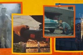 История любви между мастером и болгаркой: как снимали рекламный ролик для отечественного производителя строительных инструментов