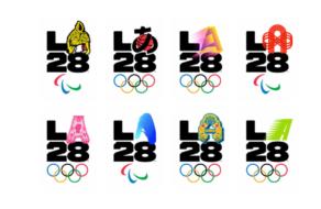 Олимпийские игры LA28 представили постоянно меняющийся логотип