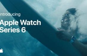 Apple выпустил эпическое видео для промо новых смарт-часов