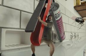 Hornbach выпустили зрелищный ролик о DIY задаче