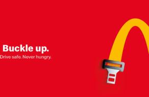McDonald's призвал к безопасной езде