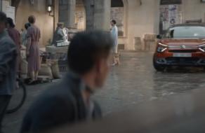 Citroën спел оду свободе в рекламе C4