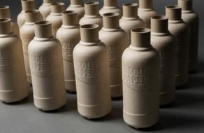 Absolut тестирует бумажные бутылки для водки