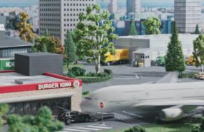 Burger King выпустил пародию на safety-видео для авиакомпаний