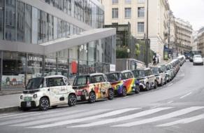 Citroën Ami получил 20 дизайнерских образов в честь 20 культовых районов Парижа