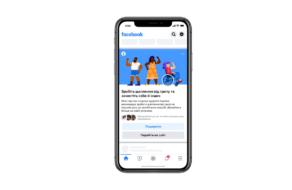 Facebook запускає інформаційну кампанію щодо вакцинації проти грипу