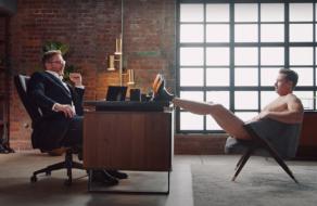 Хью Джекман снялся в одних ботинках в юмористической рекламе R.M.Williams