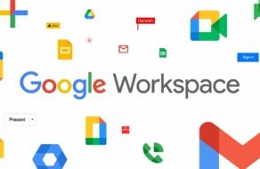 Google представил Google Workspace и обновил иконки приложений