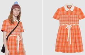 Gucci представил платье для мужчин с целью разрушить токсичные стереотипы вокруг гендера