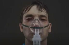 Сovіd — не миф: социальная реклама показала последствия отказа от маски