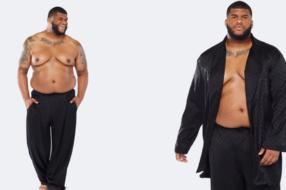 Рианну похвалили за plus-size моделей-мужчин в рекламе Savage X Fenty