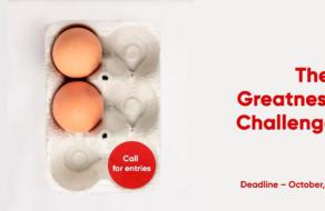 The Greatness Challenge шукає креативну пару для участі в журі фестивалю ADCE Awards