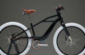 Harley-Davidson представил свой первый электрический велосипед
