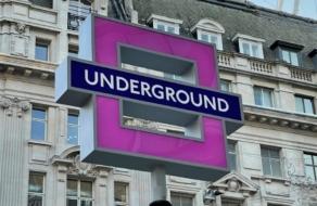 Sony заменила знаки лондонского метро на иконки PlayStation