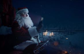 У Санты трудности из-за пандемии в рождественском ролике Xfinity
