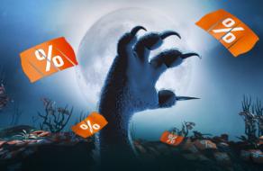 Фокстрот створив лисицю-перевертня для реклами Чорної п'ятниці