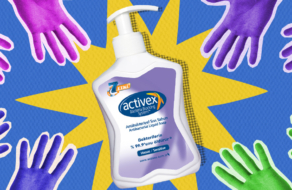 В рекламе мыла нарушили комфорт бактерий