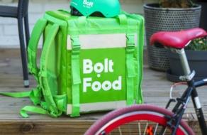 Bolt Food принимает на переработку использованные сумки курьеров