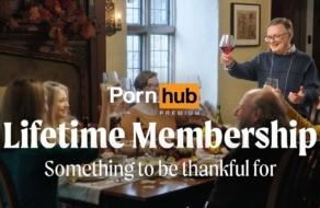 Pornhub нашел причину, за что поблагодарить 2020 год